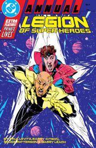Legion of Super Heroes Annual, 1988 12 00 04 digital Glorith HD