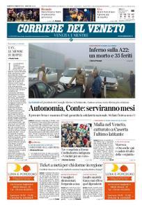 Corriere del Veneto Venezia e Mestre – 22 febbraio 2019