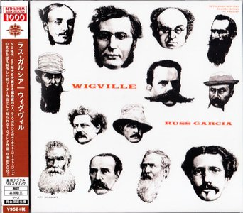 Russ Garcia - Wigville (1955) {2014 Japanese Bethlehem Album Collection 1000}