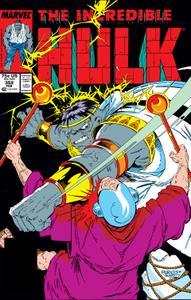 Incredible Hulk 352 1989