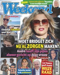 Weekend Netherlands – 04 december 2019