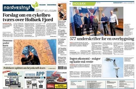 Nordvestnyt Holbæk Odsherred – 18. december 2018
