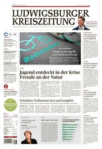 Ludwigsburger Kreiszeitung LKZ - 28 April 2021