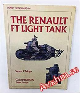 The Renault FT Light Tank (Vanguard)