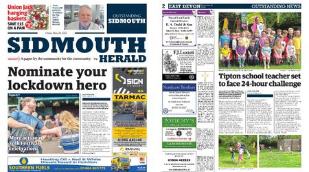 Sidmouth Herald – May 28, 2021