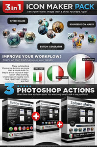 Icon Maker Actions