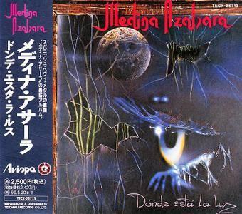 Medina Azahara - Donde Esta La Luz (1993) [Japanese Ed. 1994]