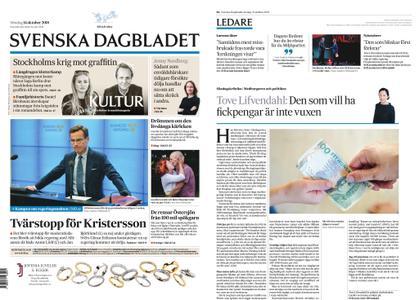 Svenska Dagbladet – 14 oktober 2018