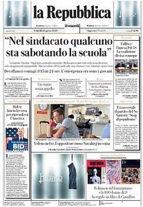 la Repubblica - 21 Agosto 2020