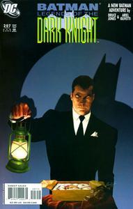 Batman Legends of the Dark Knight Vol.1 No.207 Aug.2006