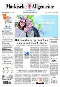 Märkische Allgemeine Fläming Echo - 29. April 2019
