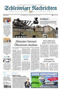 Schleswiger Nachrichten - 14. Juni 2018