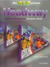 New Headway - Upper-intermediate AUDIO COURSE + Students book