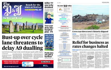 The Press and Journal Moray – February 06, 2020