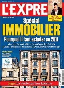 L'Express No.3114 (09 - 15 mars 2011)