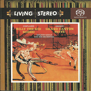 Copland - Morton Gould - Billy the Kid,  Grand Canyon Suite (2006, 1960) {Hybrid-SACD // ISO & FLAC} [RE-UP]