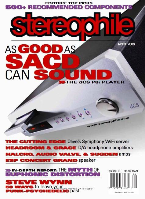 Stereophile Magazine - April 2006