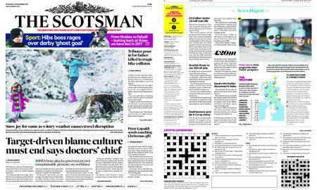 The Scotsman – December 28, 2017