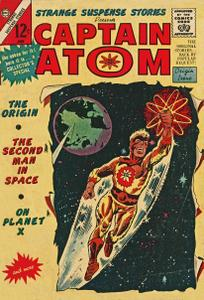 Strange Suspense Stories 75 (Capt Atom) (c2c) [Charlton] (June 1965)