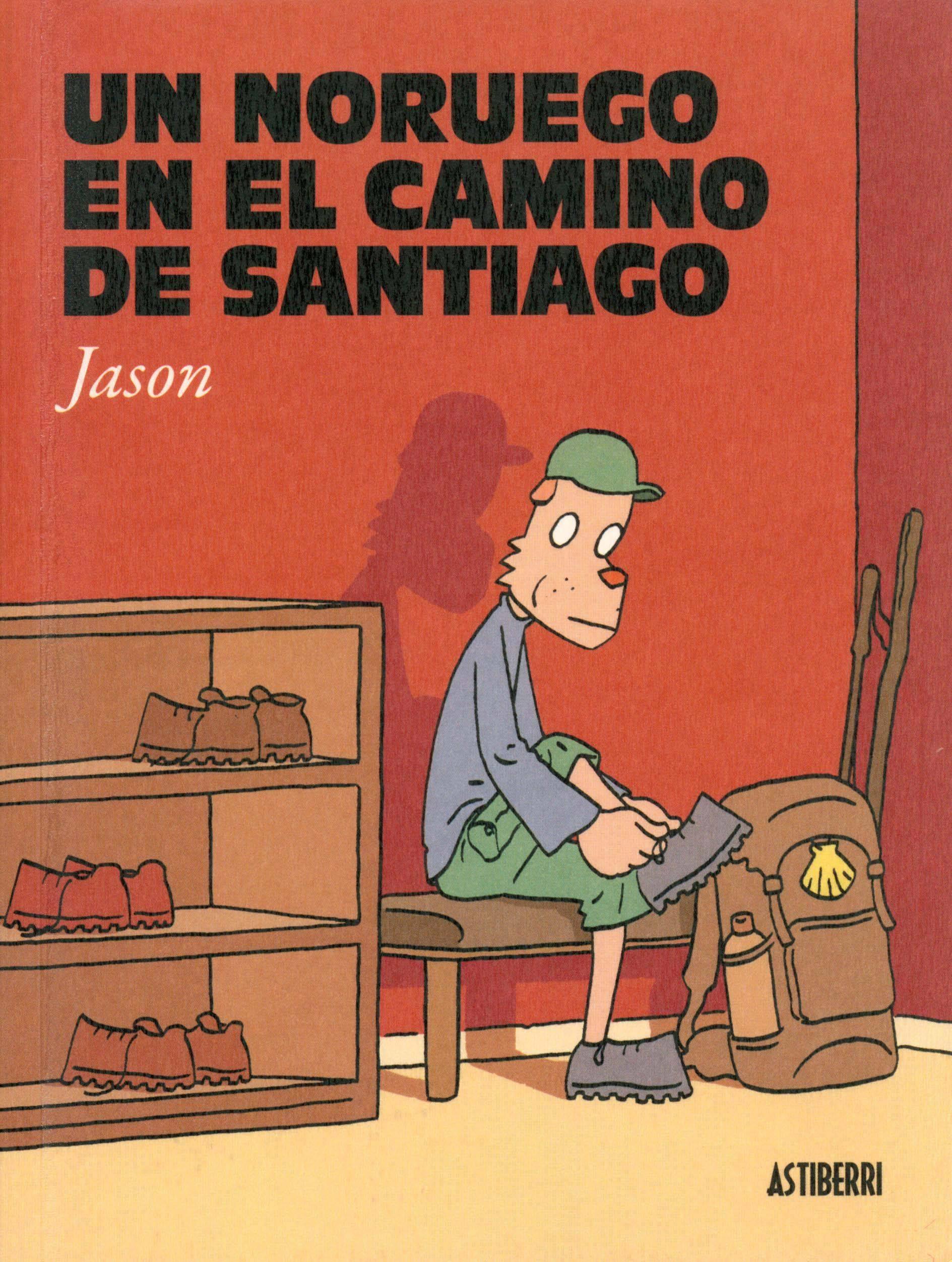 Un noruego en el camino de Santiago, Jason