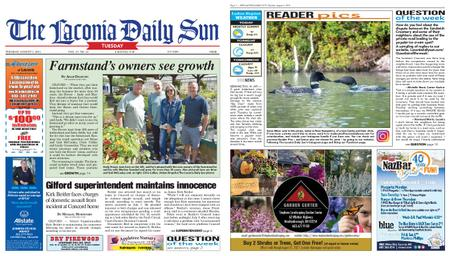 The Laconia Daily Sun – August 03, 2021
