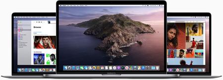 macOS Catalina 10.15.1 (19B88) [Mac App Store]