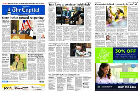 The Capital – May 07, 2020