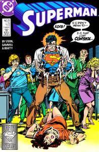 Superman 25 1988-12 hybrid 49188