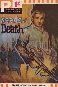 Secret Agent Picture Library 002 - Seeds of Death [19612] (Mr Tweedy