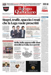 Il Fatto Quotidiano - 06 novembre 2018