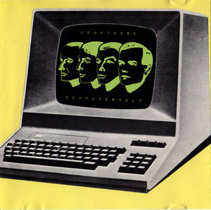 Kraftwerk - Computerwelt (1981) German Version, Non-Remastered [Re-Up]
