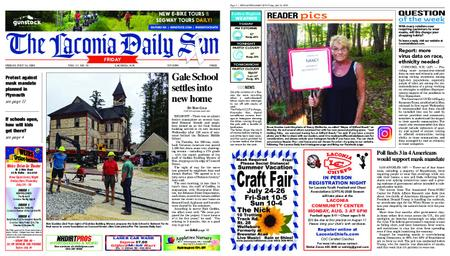 The Laconia Daily Sun – July 24, 2020