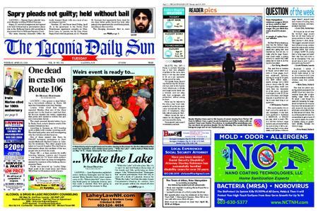 The Laconia Daily Sun – April 30, 2019
