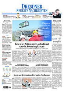 Dresdner Neueste Nachrichten - 11. April 2018