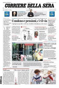 Corriere della Sera – 16 ottobre 2018