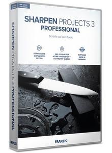 Franzis SHARPEN projects 3 professional 3.31.03465 (Win/macOS)