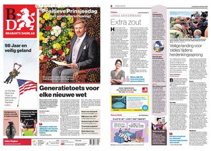 Brabants Dagblad - Veghel-Uden – 18 september 2019