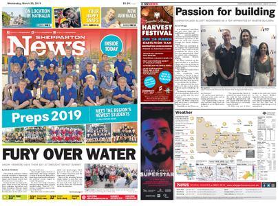 Shepparton News – March 20, 2019