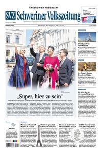 Schweriner Volkszeitung Hagenower Kreisblatt - 21. Mai 2019