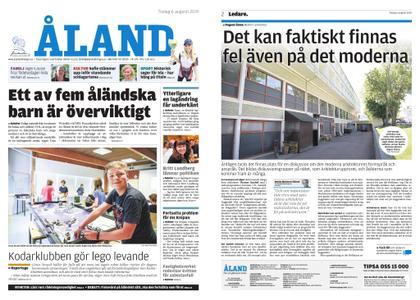 Ålandstidningen – 06 augusti 2019