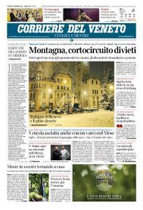 Corriere del Veneto Venezia e Mestre – 03 dicembre 2020
