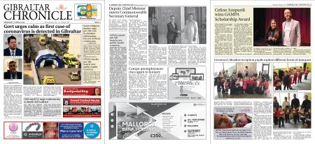 Gibraltar Chronicle – 04 March 2020