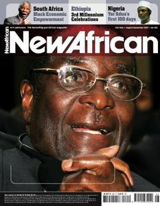 New African - AugustSeptember 2007