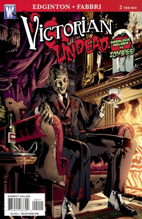 Victorian Undead #2 (Of 6)