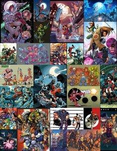 Comics Art of Jon Sommariva