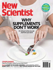 New Scientist - December 01, 2018