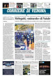 Corriere di Verona - 10 Dicembre 2017