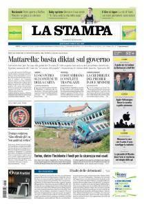La Stampa Torino Provincia e Canavese - 25 Maggio 2018