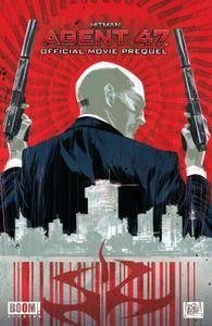 Hitman - Agent 47 - Official Movie Prelude 001 2015 Digital Agent Carlton-Empire