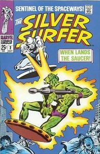Silver Surfer Issue #2 Vol. 1